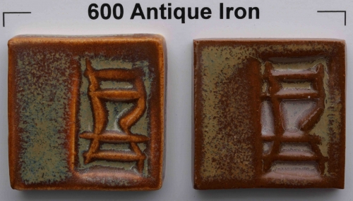 600 Antique Iron