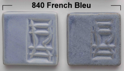 840 French Bleu