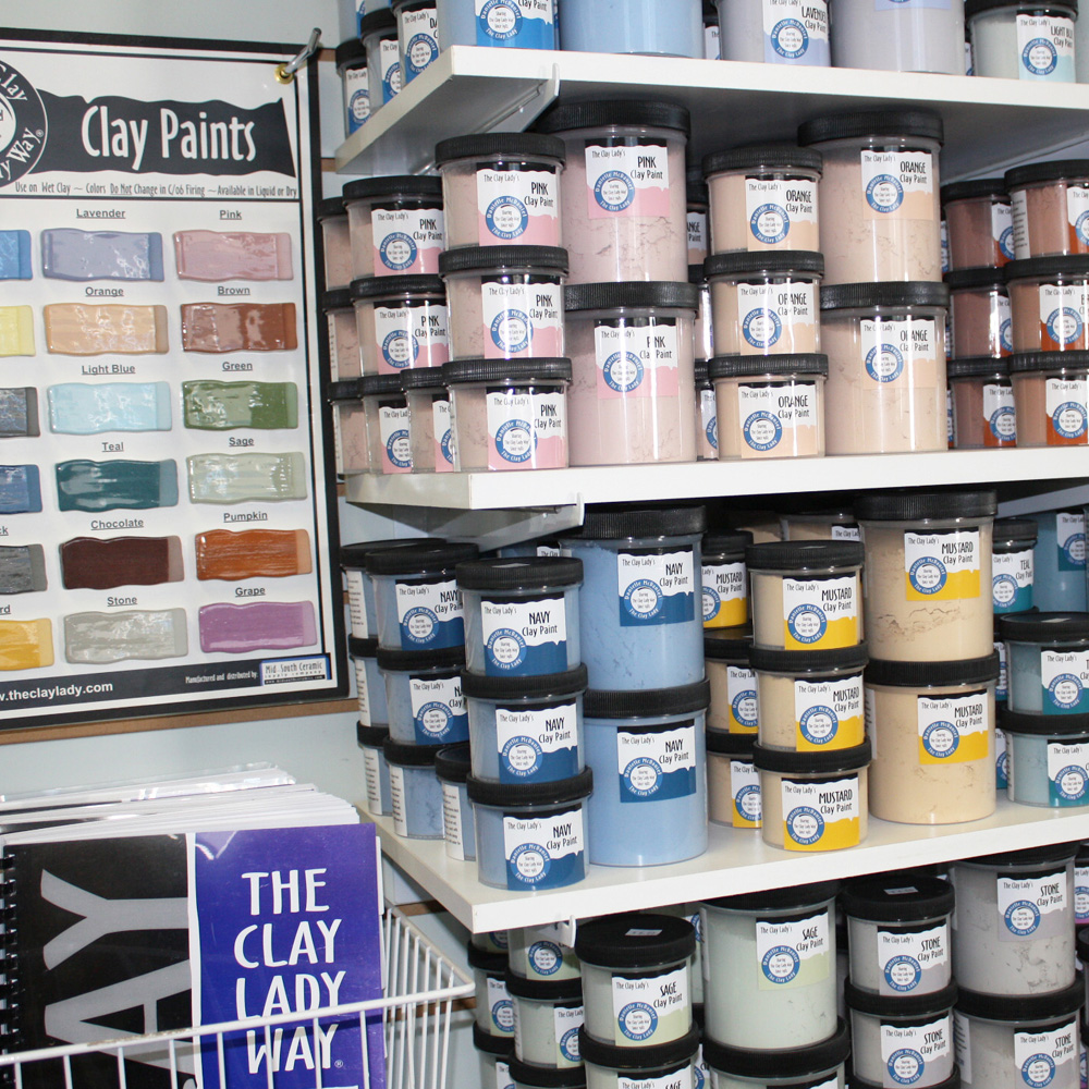 ClayLadyPaints