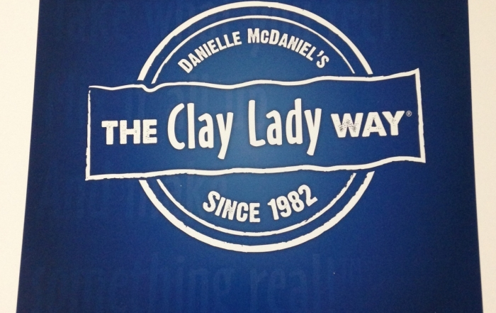 NOW AVAILABLE – How To Teach Clay…The Clay Lady Way REVISED!