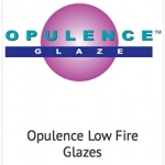 Opulence Low Fire Glazes