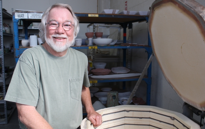 Did you know we have a kiln repair service?
