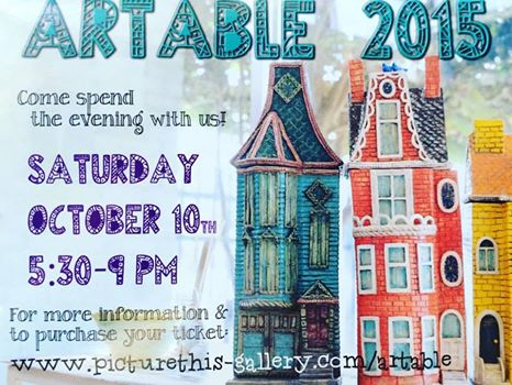ARTable Fundraiser on our Campus!