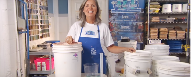 The Clay Lady Measures Specific Gravity video image