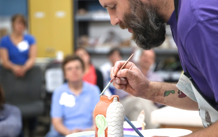 Classes and Workshops at The Clay Lady's Studio