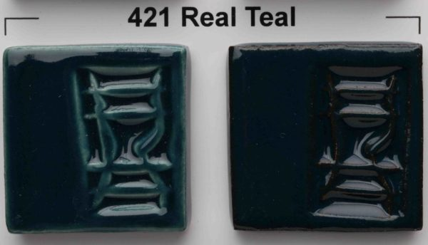 Opulence 421 Real Teal