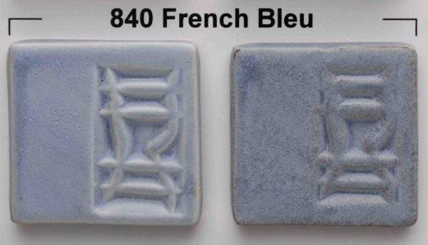 Opulence 840 French Bleu