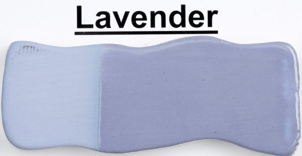 The Clay Lady's Lavender Clay Paint