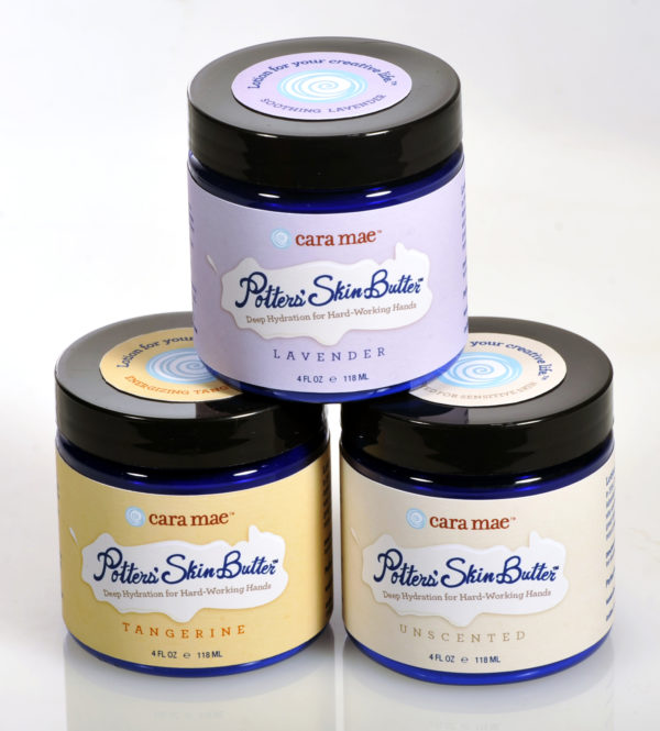 Potters' Skin Butter by Cara Mae