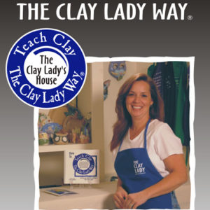 How To Teach Clay The Clay Lady Way DVD