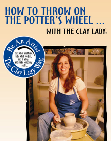 How To Throw On The Potter's Wheel