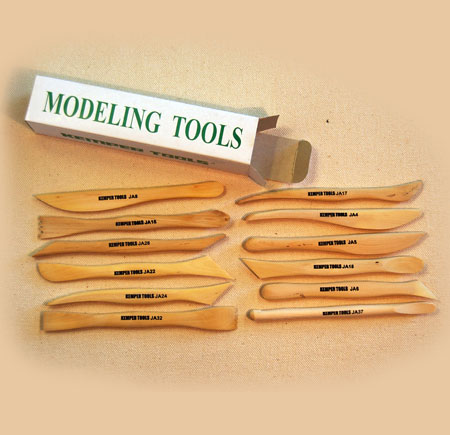 JAS Wood Modeling Tool Set