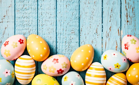 Closed for Easter 2019